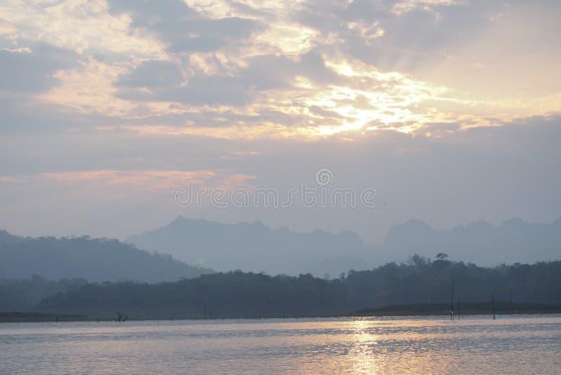 sunrises imagens de stock royalty free