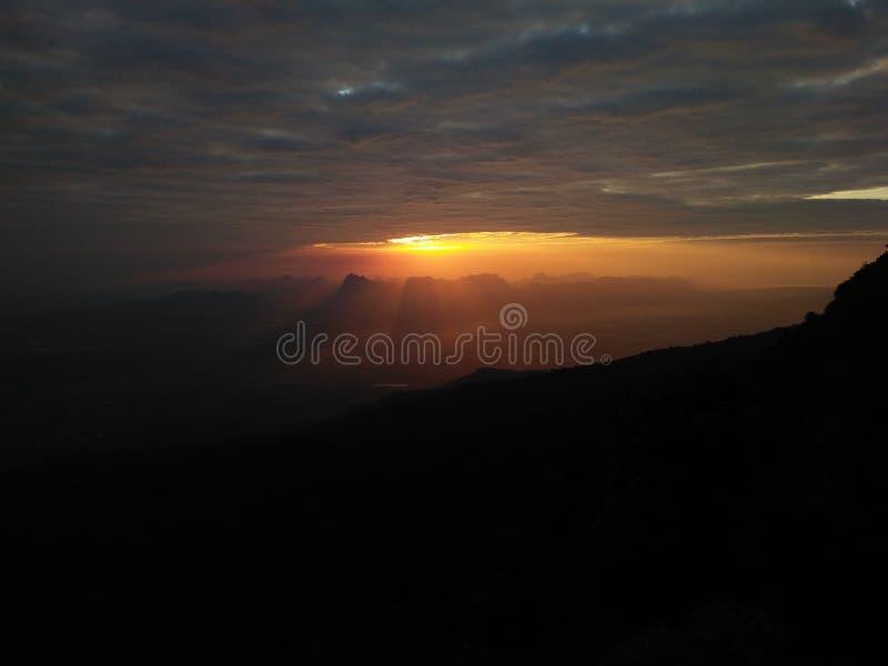 Sunrises sun sky begin start stock images