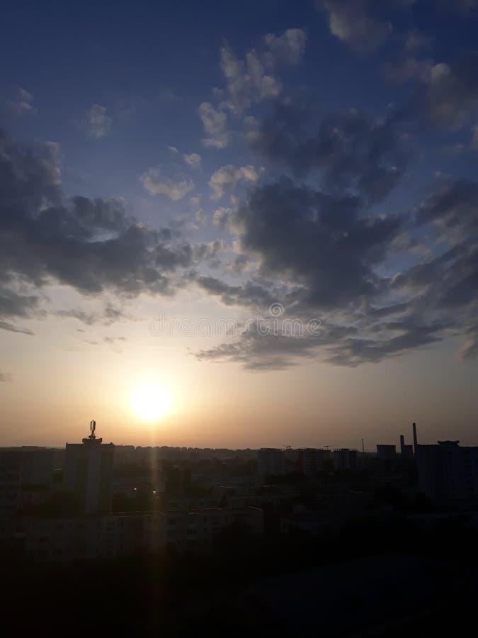 Sunrisr стоковое фото rf