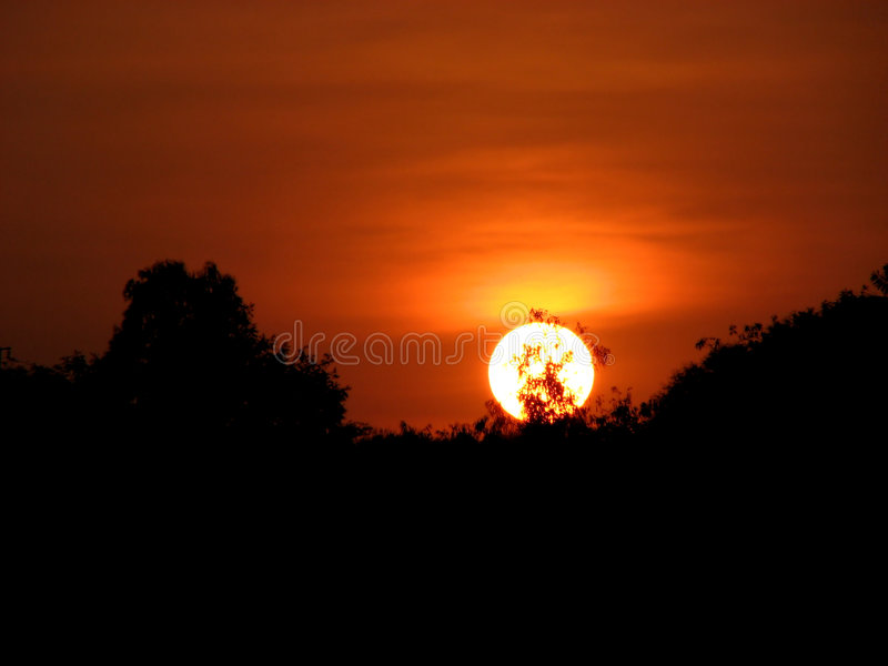 Download The Suns Crown Royalty Free Stock Image - Image: 1706796