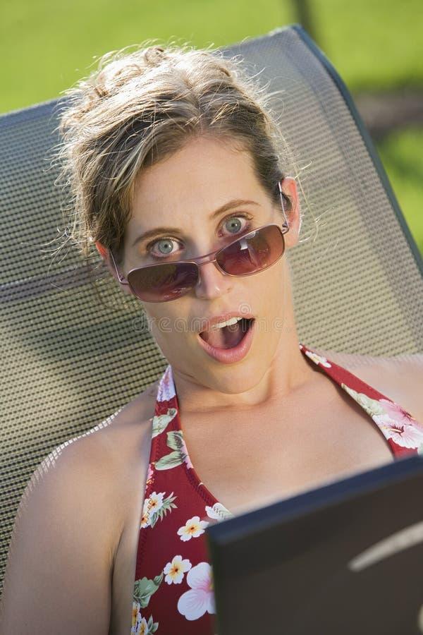 Sunscreen royalty free stock photos