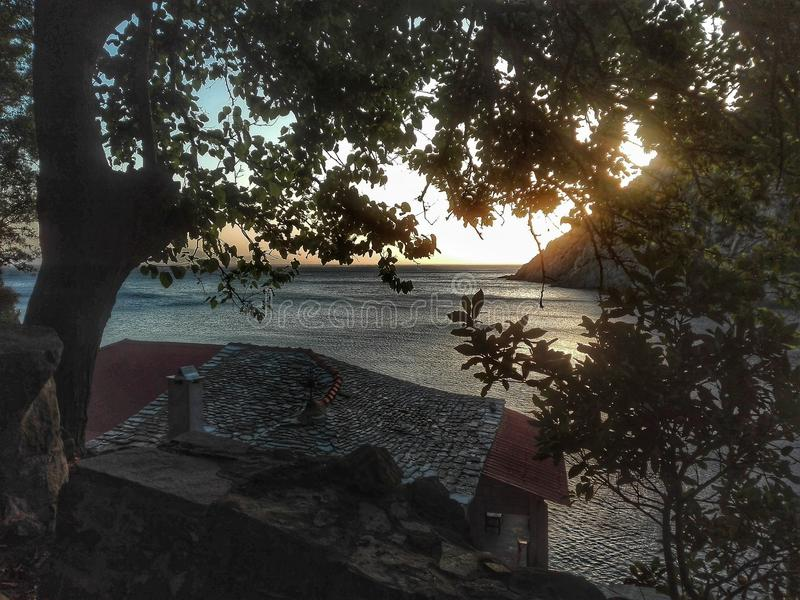 SunSea стоковые фото