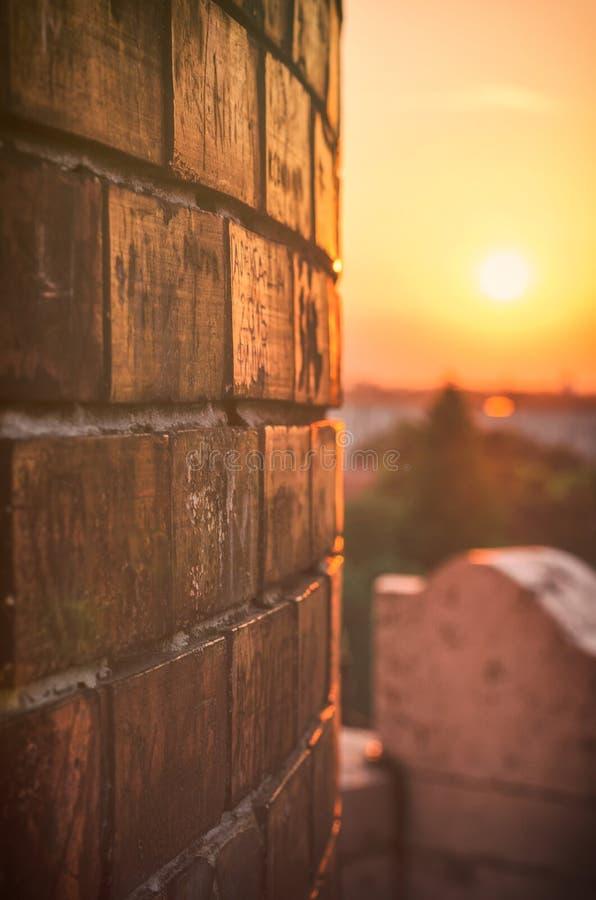 Sunseat stock photo