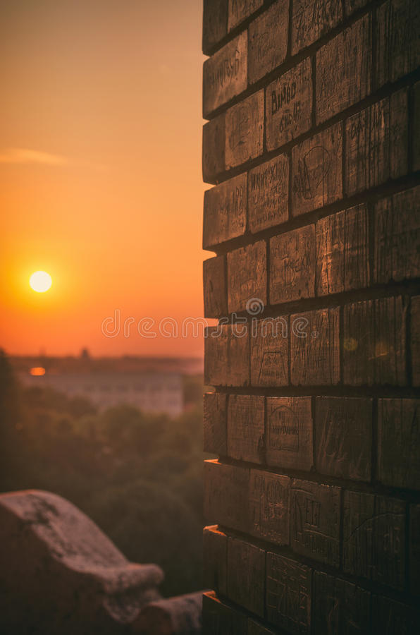 Sunseat royalty free stock images