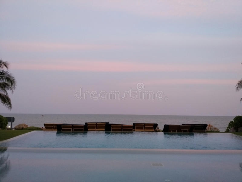 Sunsetæ-¥è ½ arkivbild