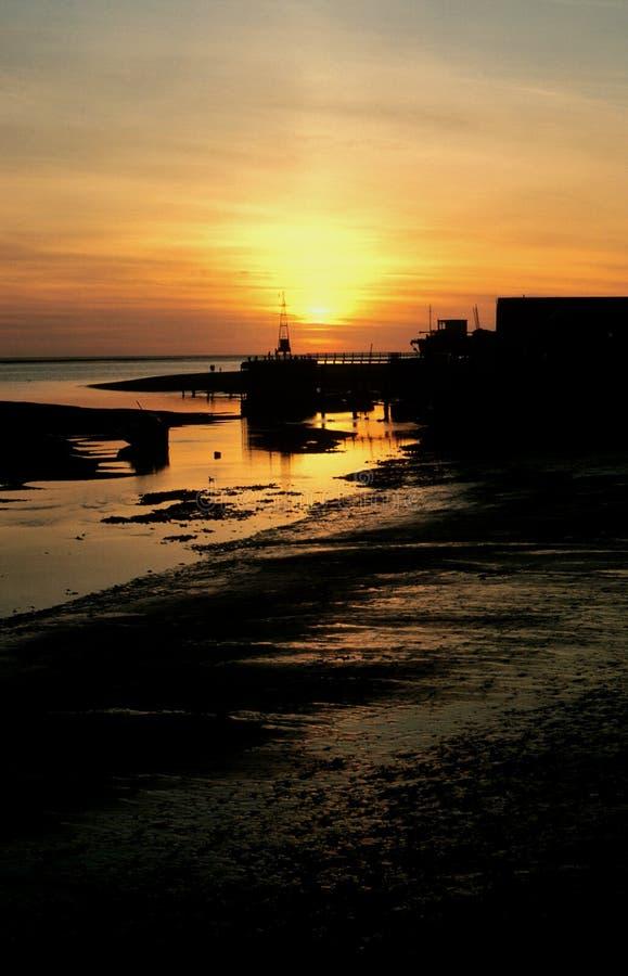 Sunset_02 fotografia stock