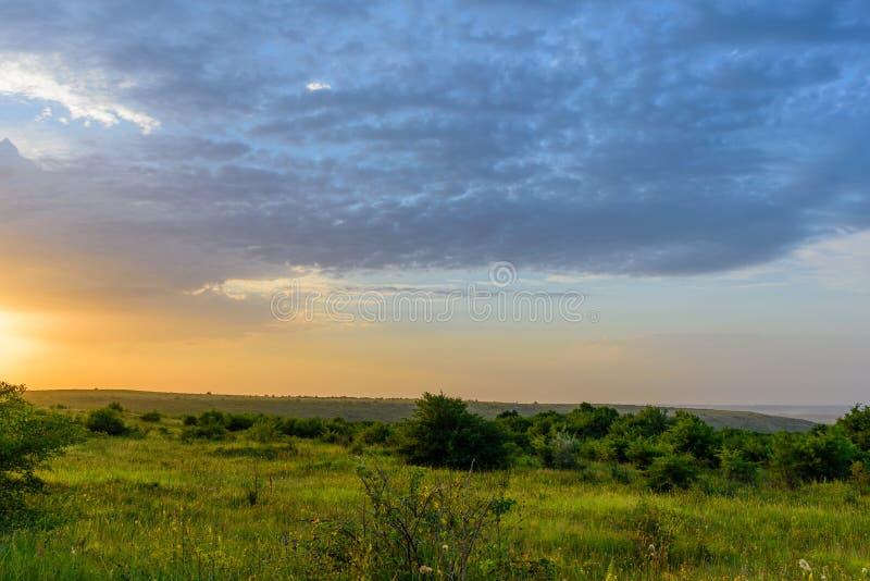 Sunset6 lizenzfreie stockbilder