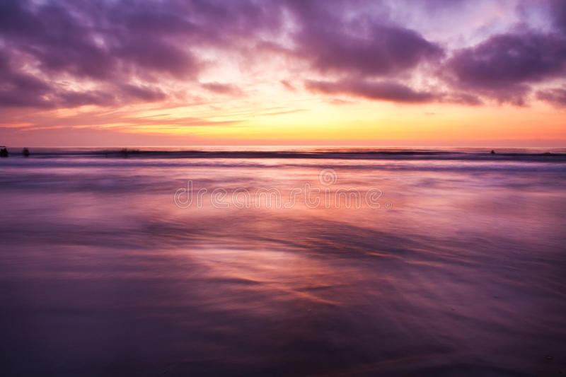 Sunset royalty free stock image
