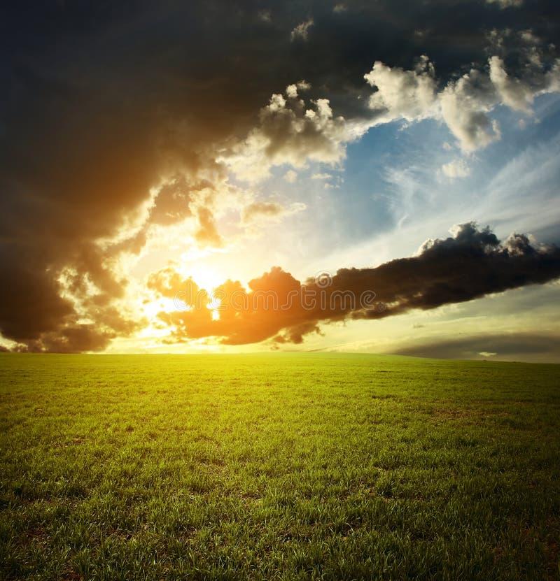 Free Sunset Stock Image - 15155311