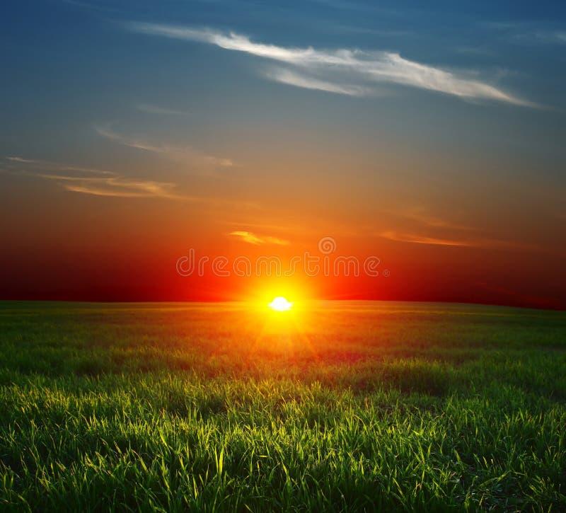 Free Sunset Stock Photography - 16223432