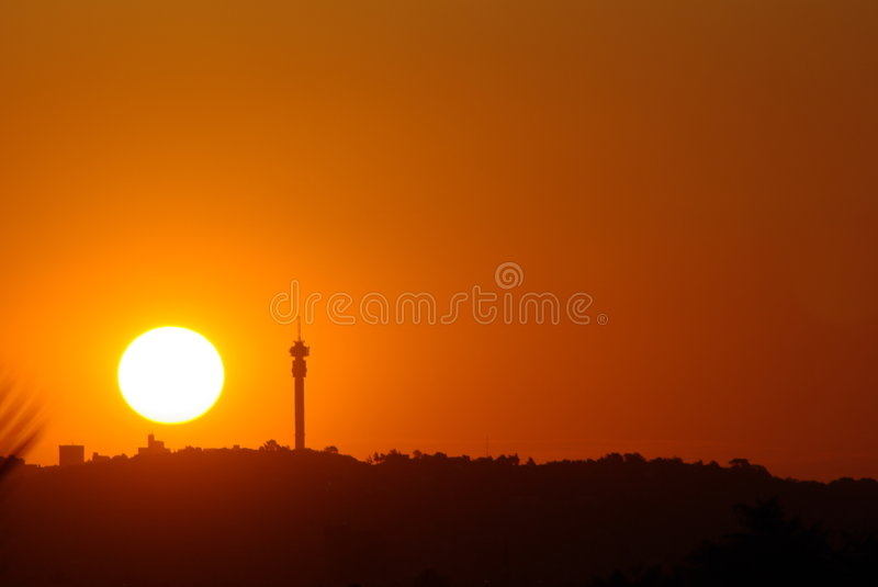 Download Sunset stock image. Image of summer, africa, taken, picture - 1829819