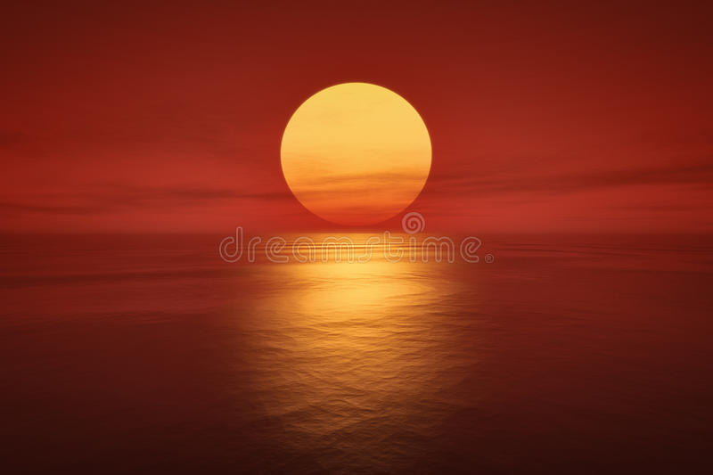 Download Sunset Stock Photos - Image: 19219363