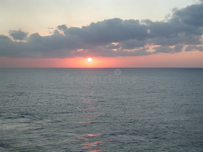 Download Sunset Royalty Free Stock Image - Image: 195206