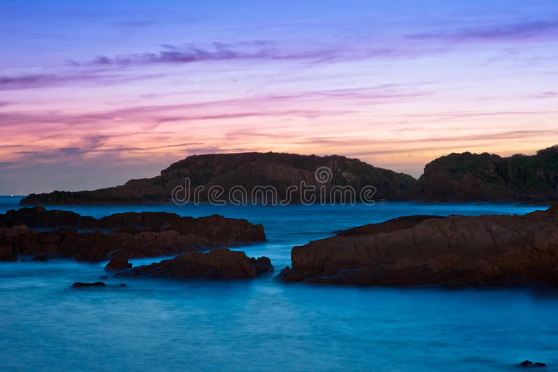 Download The Sunset stock photo. Image of port, australia, color - 24415830