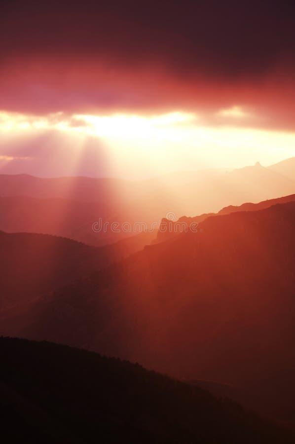 sunset./ zdjęcia royalty free