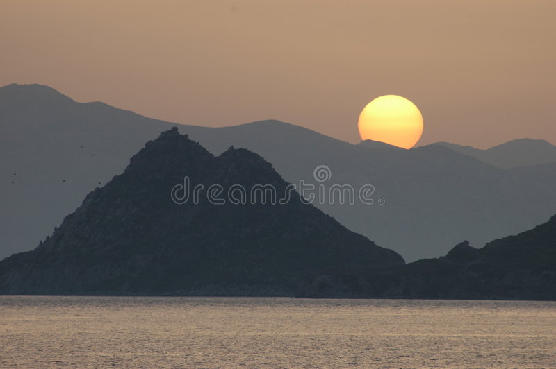 Download Sunset Stock Photography - Image: 252082