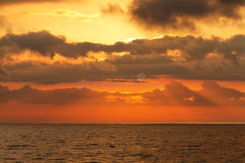 Download Sunset stock photo. Image of sunshine, orange, summer - 26593982