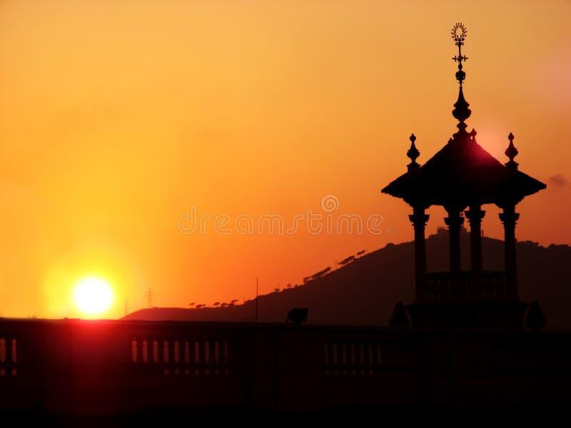 Download Sunset stock photo. Image of postcard, night, evening - 3416178