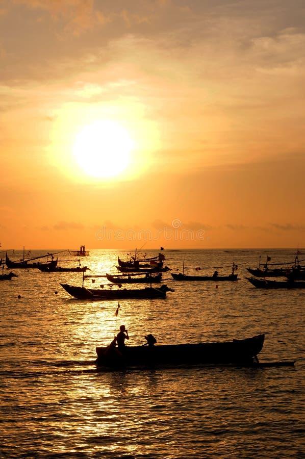 Free Sunset Stock Photography - 45373952