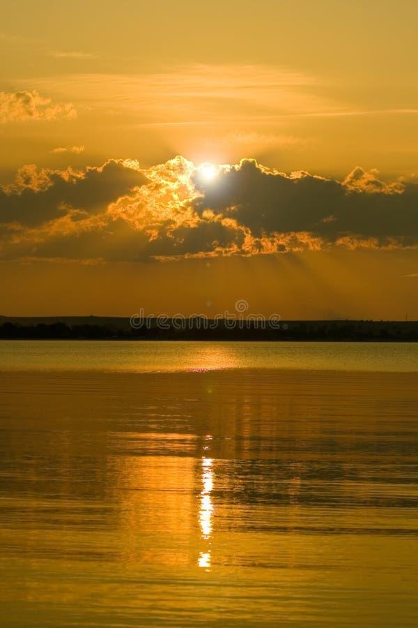Free Sunset Royalty Free Stock Photography - 5265677