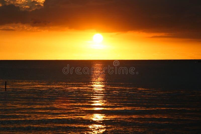 Download Sunset stock image. Image of tropical, ocean, tropic, mauritius - 5357583
