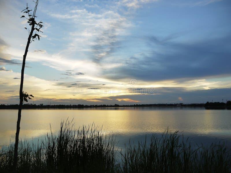 sunset026 免版税库存照片