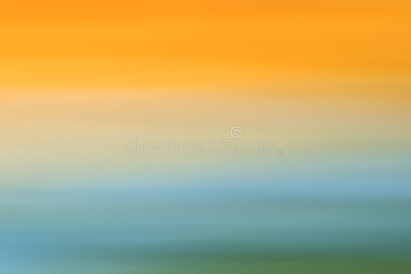 Sunset Abstract colorful blurred background. royalty free stock image