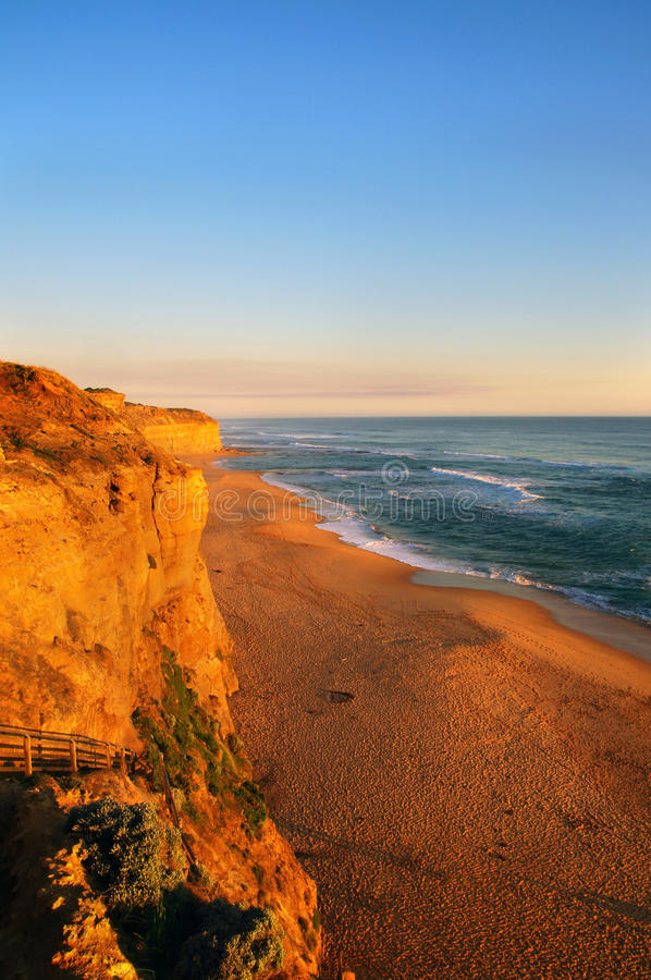 Download Sunset In Australia Royalty Free Stock Photography - Image: 26838217