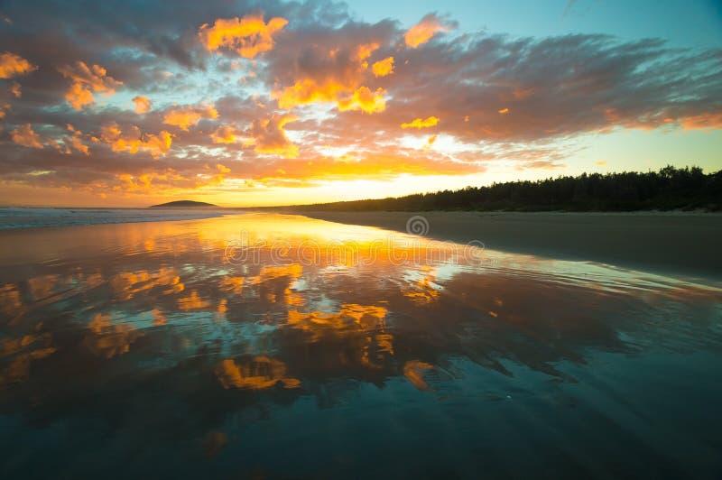 Stunning Sunset royalty free stock image