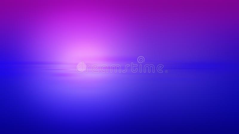 Sunset background illustration gradient abstract, light blurred. Sunset background illustration gradient abstract backdrop wallpaper, light blurred royalty free stock images