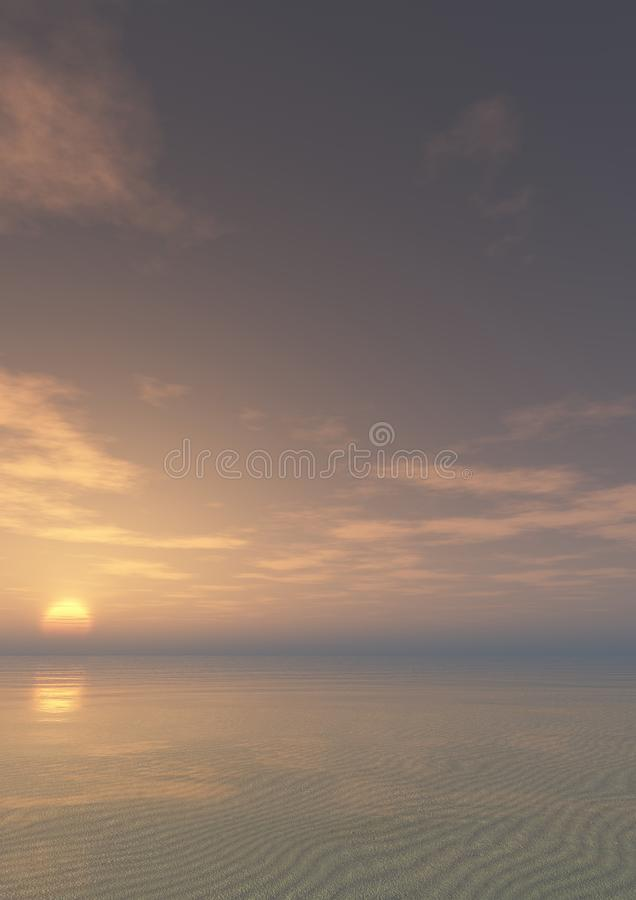 Sunset Background Vertical stock images