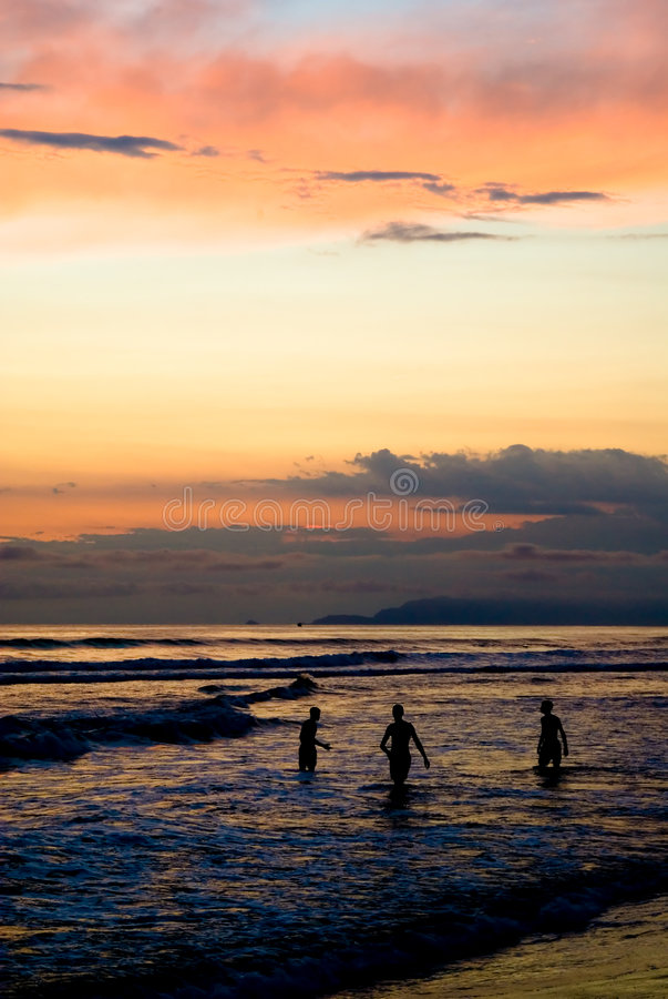 Download Sunset Bath Stock Photos - Image: 2518583