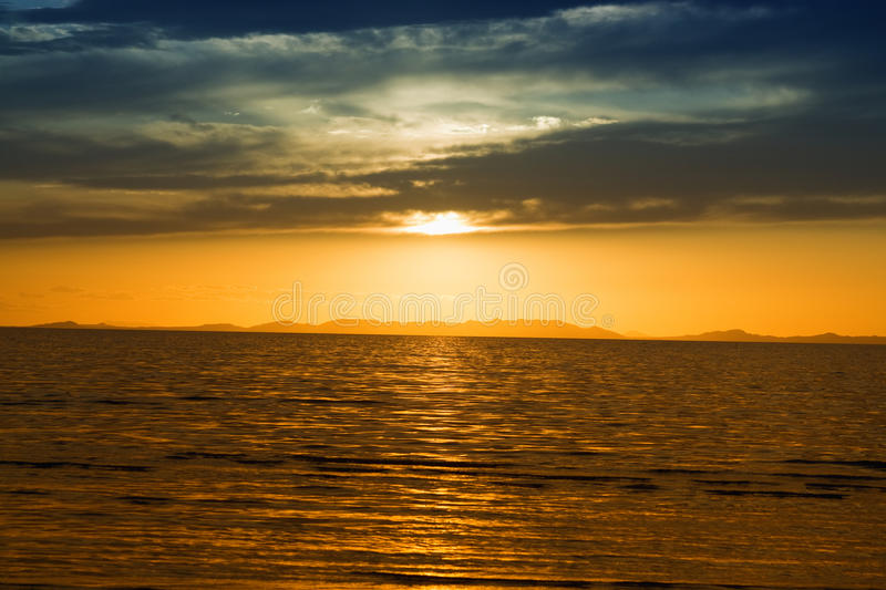Download Sunset on the Beach stock photo. Image of cloud, peaceful - 11643354