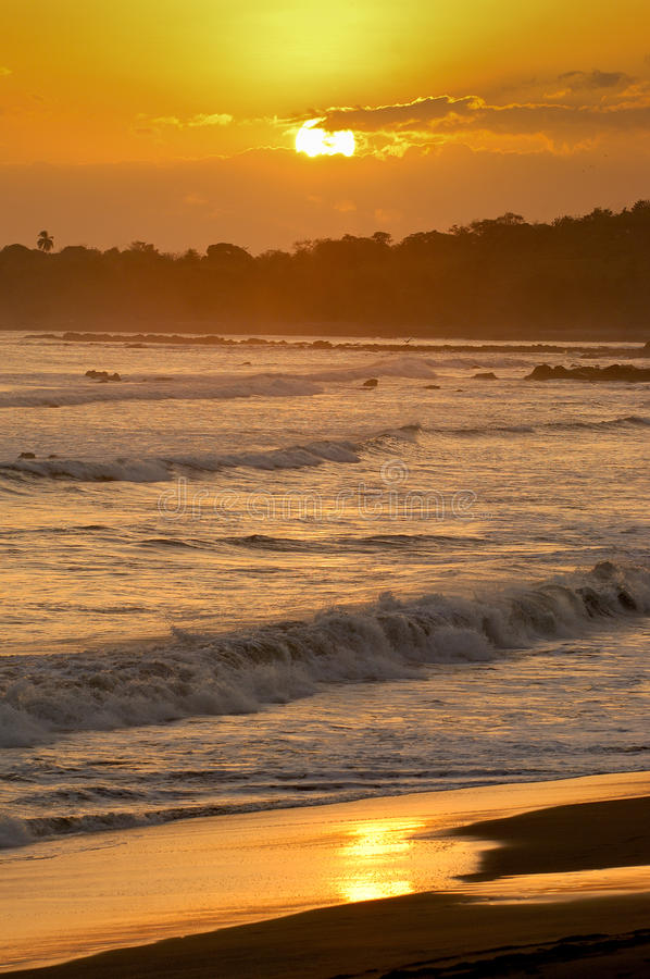 Download Sunset Beach Stock Images - Image: 26456374