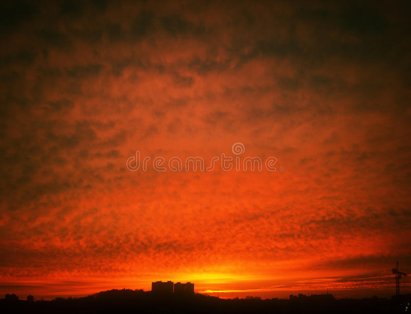 Download Sunset. Royalty Free Stock Photos - Image: 36671738