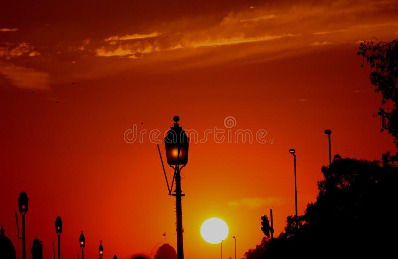 Sunset! stock photo