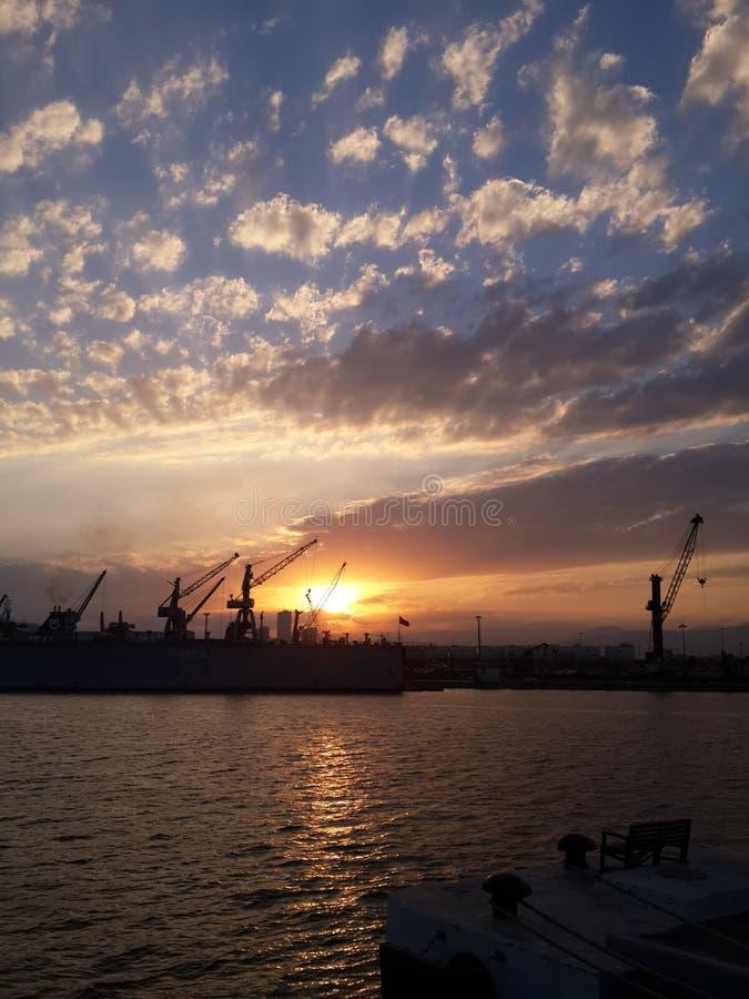 Best Sunset stock image