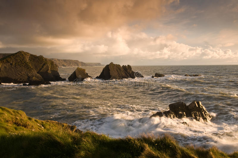 Download Sunset In Cornwall Royalty Free Stock Photo - Image: 19468995