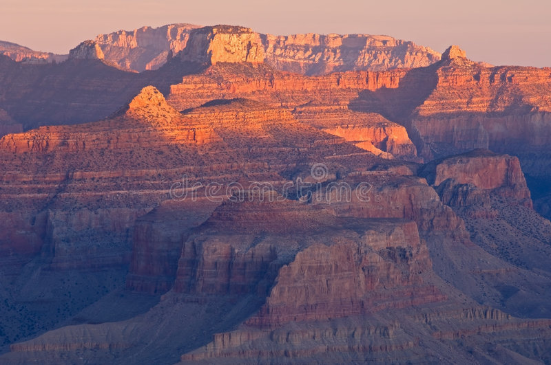 Download Sunset Grand Canyon stock photo. Image of rocky, rock - 3786058