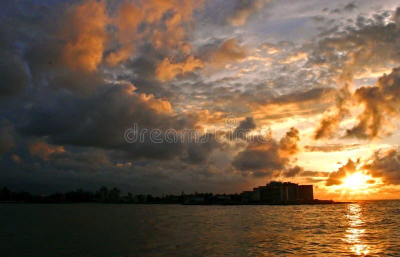 Sunset of Havana