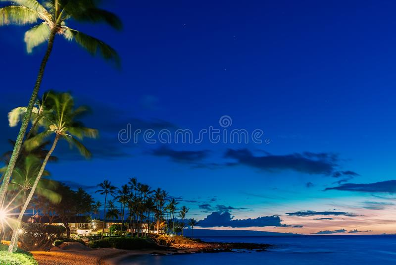 Maui royalty free stock photography