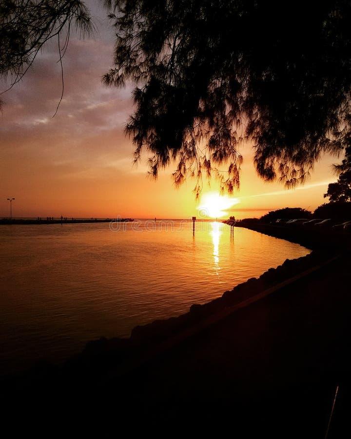 Free Sunset Jetty Royalty Free Stock Photos - 150238278