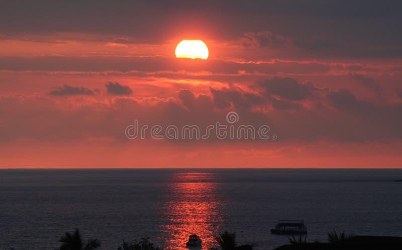 Download Sunset In Kailua-Kona, Hawaii Stock Photo - Image: 42867396