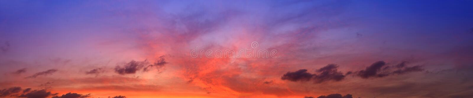 Sunset light royalty free stock photos