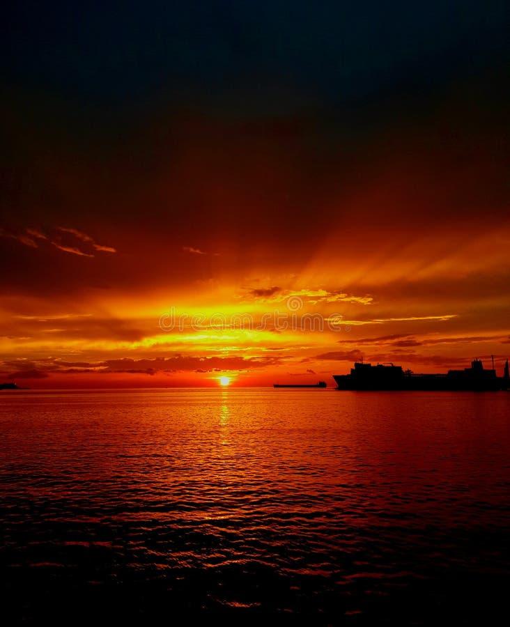 Best Sunset stock photography