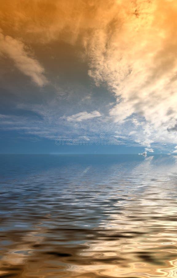 sunset marzeń zdjęcie royalty free