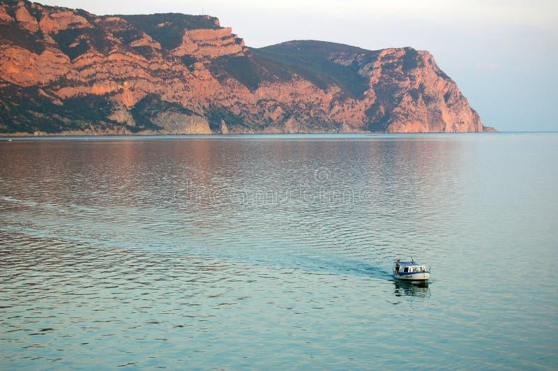 View of Cape Ai-ya. royalty free stock image