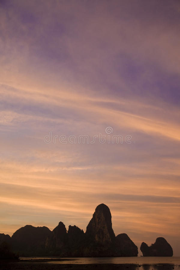 Download Sunset At Paradise Beach Royalty Free Stock Photography - Image: 29810317
