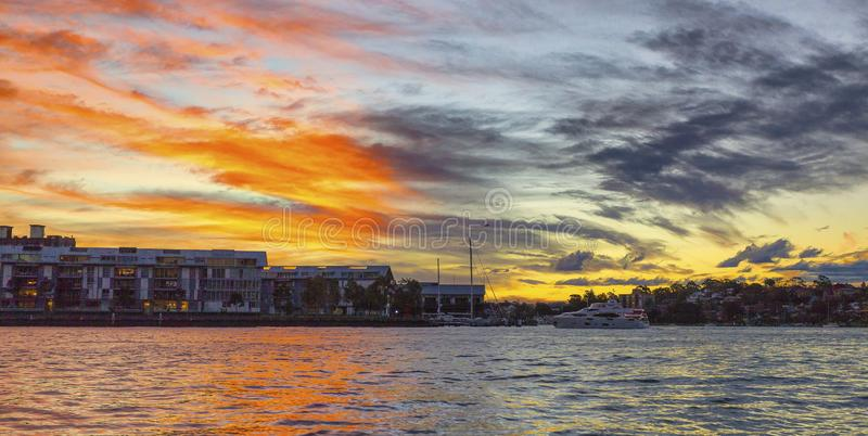 Sunset Photography royalty free stock photography
