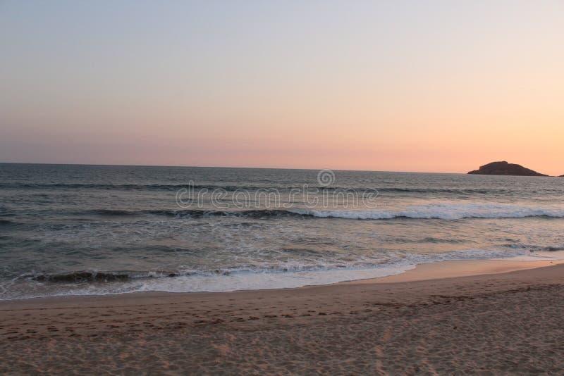 Sunset romantic royalty free stock photo